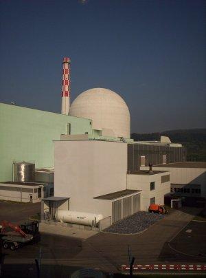 Ydinvoimalan Teho