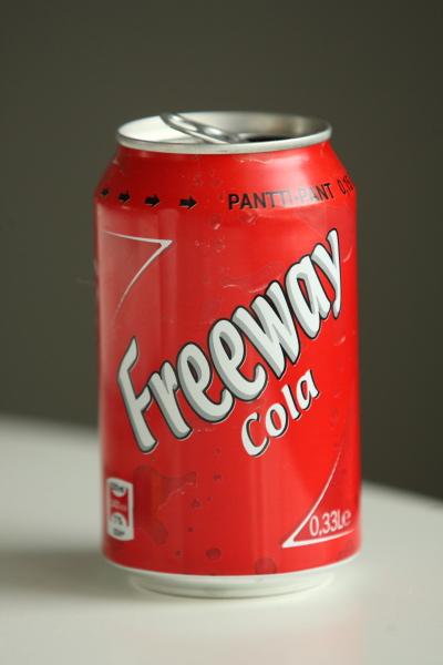 Lidlin omia edullisia private-label tuotemerkkejä on mm. Freeway